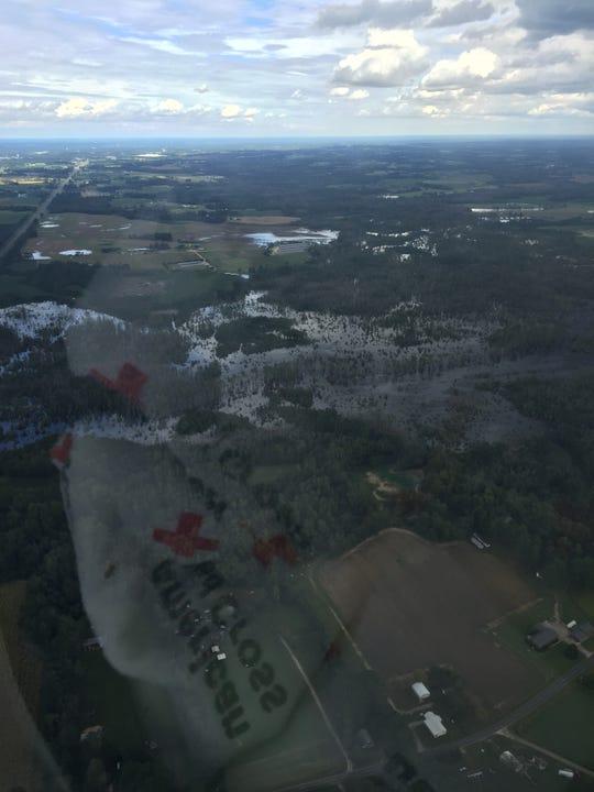 Hurricane Florence has caused billions of dollars of damage in North Carolina.