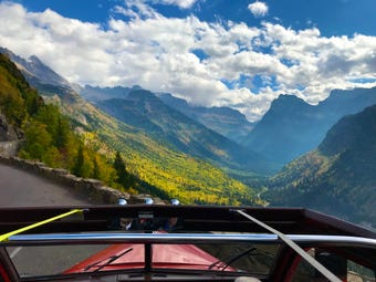 Take an iconic vehicle on one of the nation's most beautiful roads.