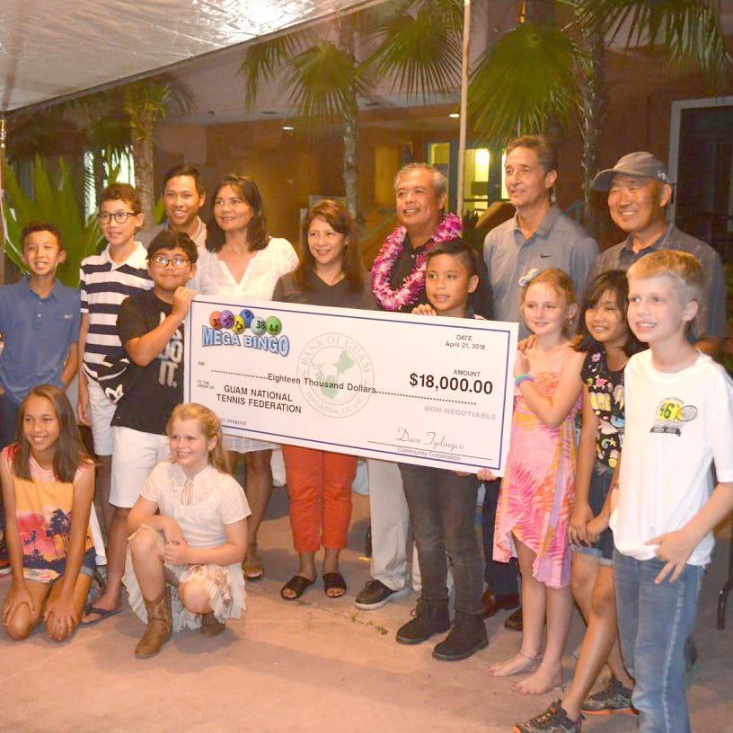 Federation gets $18K for youth tennis