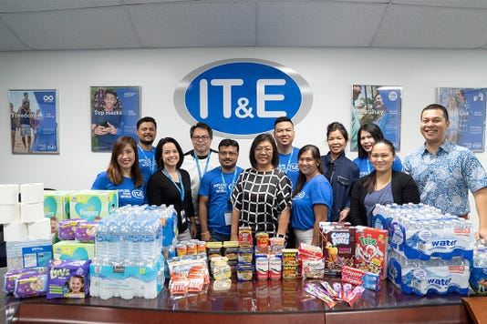Donations From Ite
