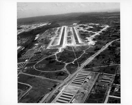 Agana Airfield