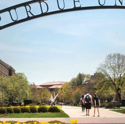 Former Purdue professor accused of sexually assaulting student at the school