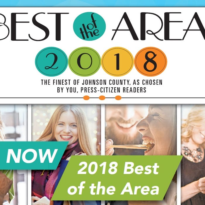 Vote for the Best Of Johnson County 2018