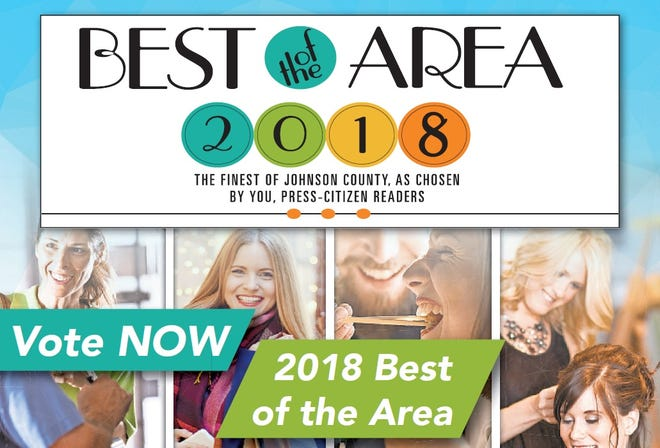 Best of the Area 2018