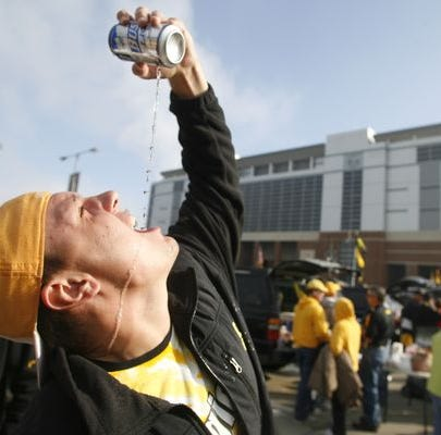 Looking for the party? Princeton Review no longer recommends trying the University of Iowa