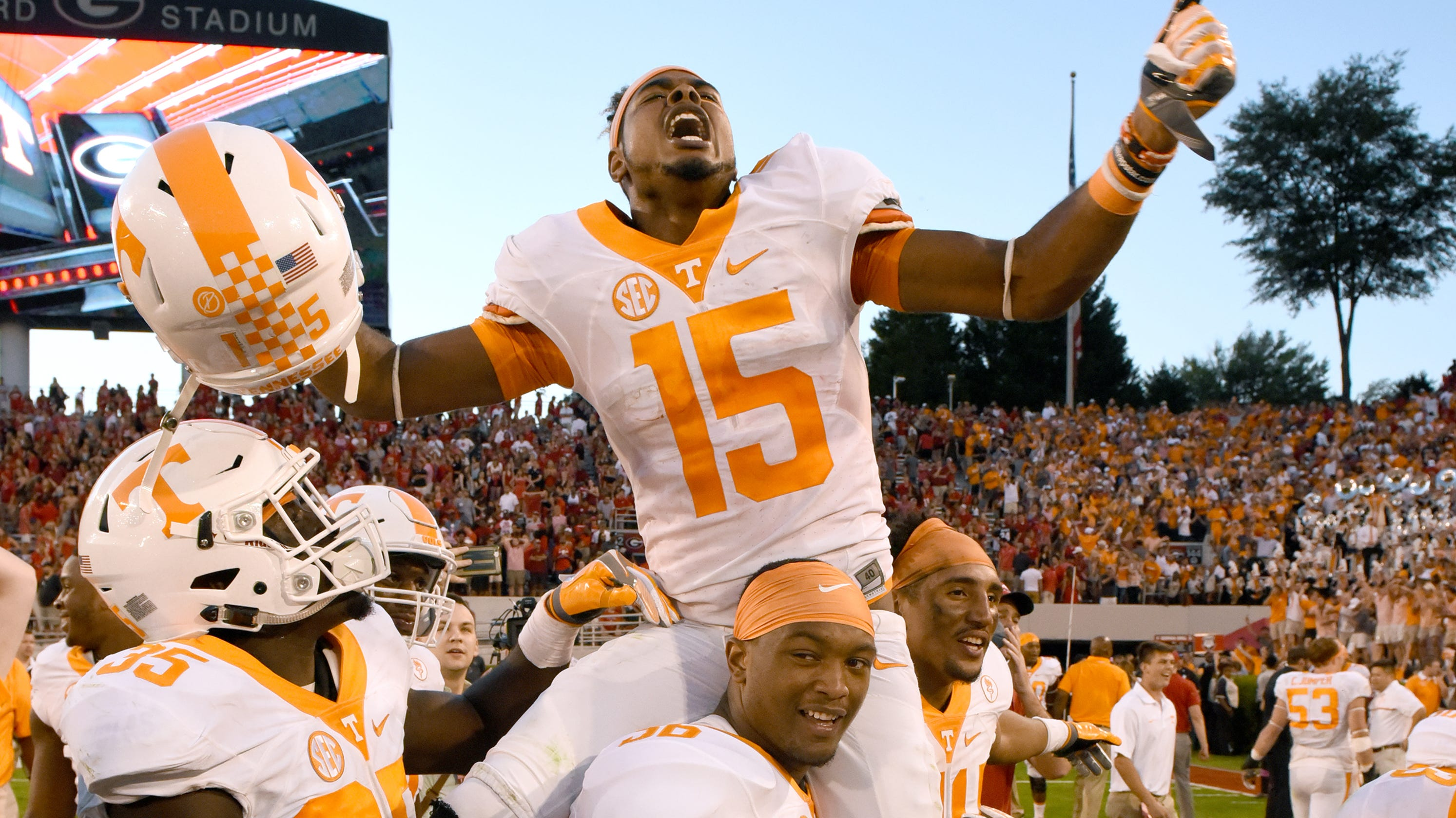 Ut vols five things to know for saturdays game at georgia