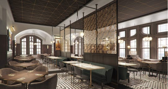 Upcoming renovations of the Union Club Hotel, first opened in 1929 in the Purdue Memorial Union, are expected to include a formal restaurant and bar.