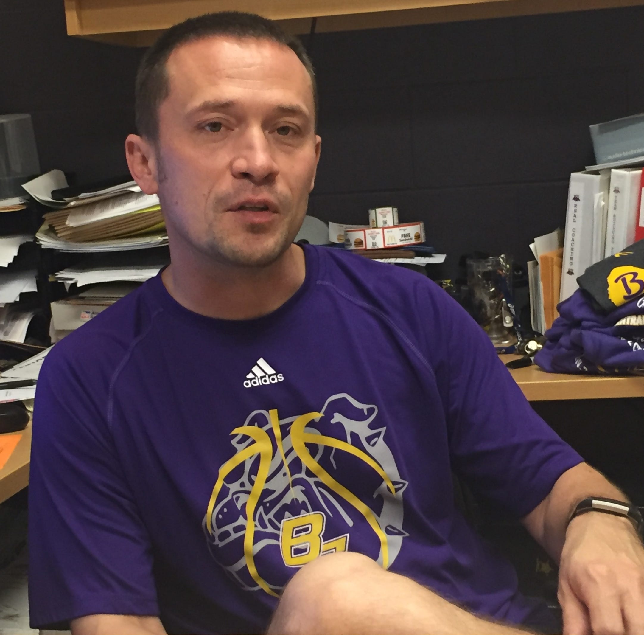 Bloom-Carroll's on-field success comes as AD Chad Little works behind the scenes