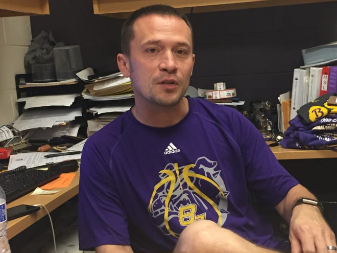 Chad Little is in his 13th year as athletic director at Bloom-Carroll High School. He is also the girls head basketball coach.