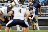See the postgame celebration for DeWitt and hear comments from coach Rob Zimmerman and senior Derek Hamp following a 37-0 win over East Lansing.