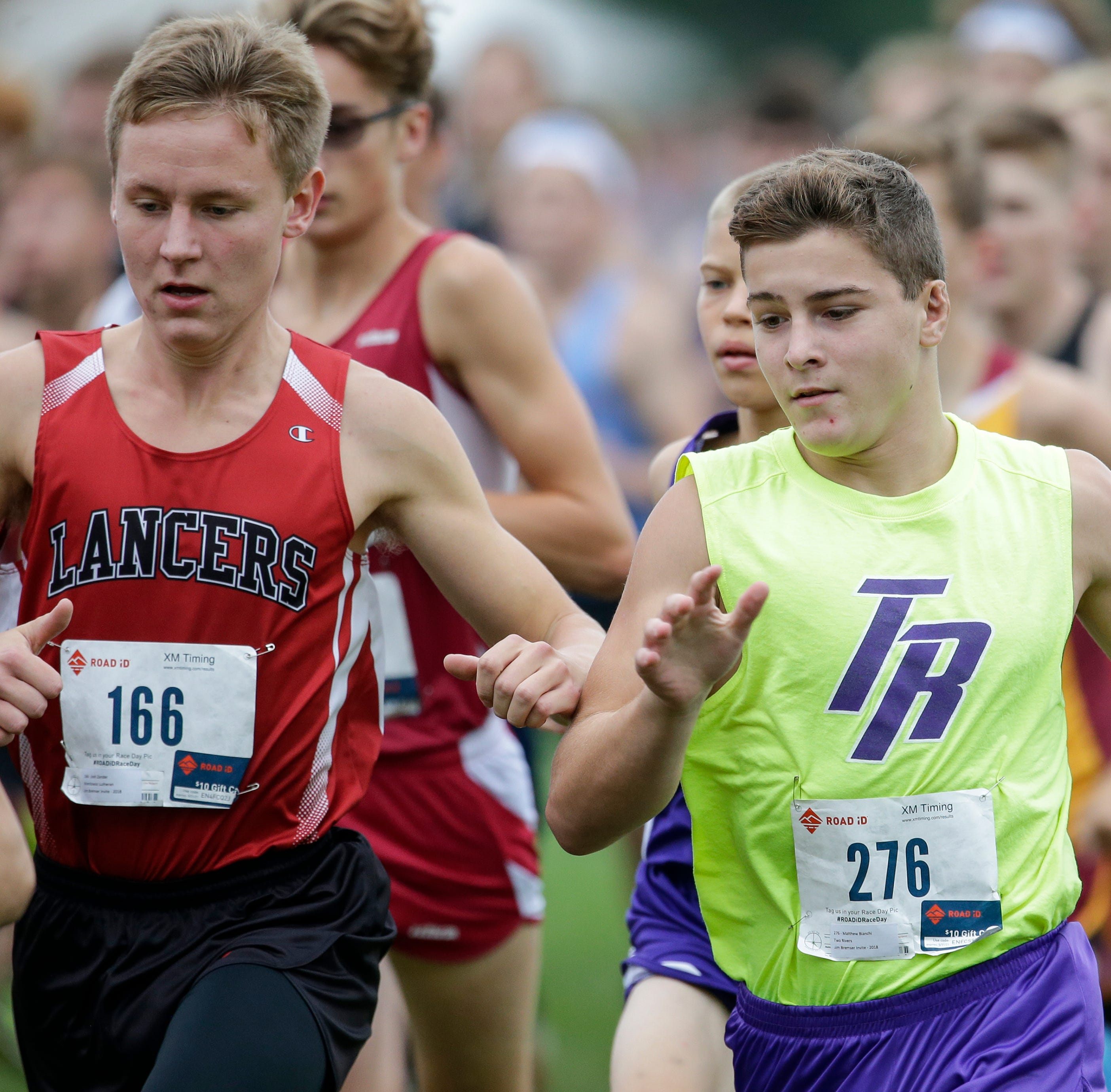 High school: Thursday's boys results