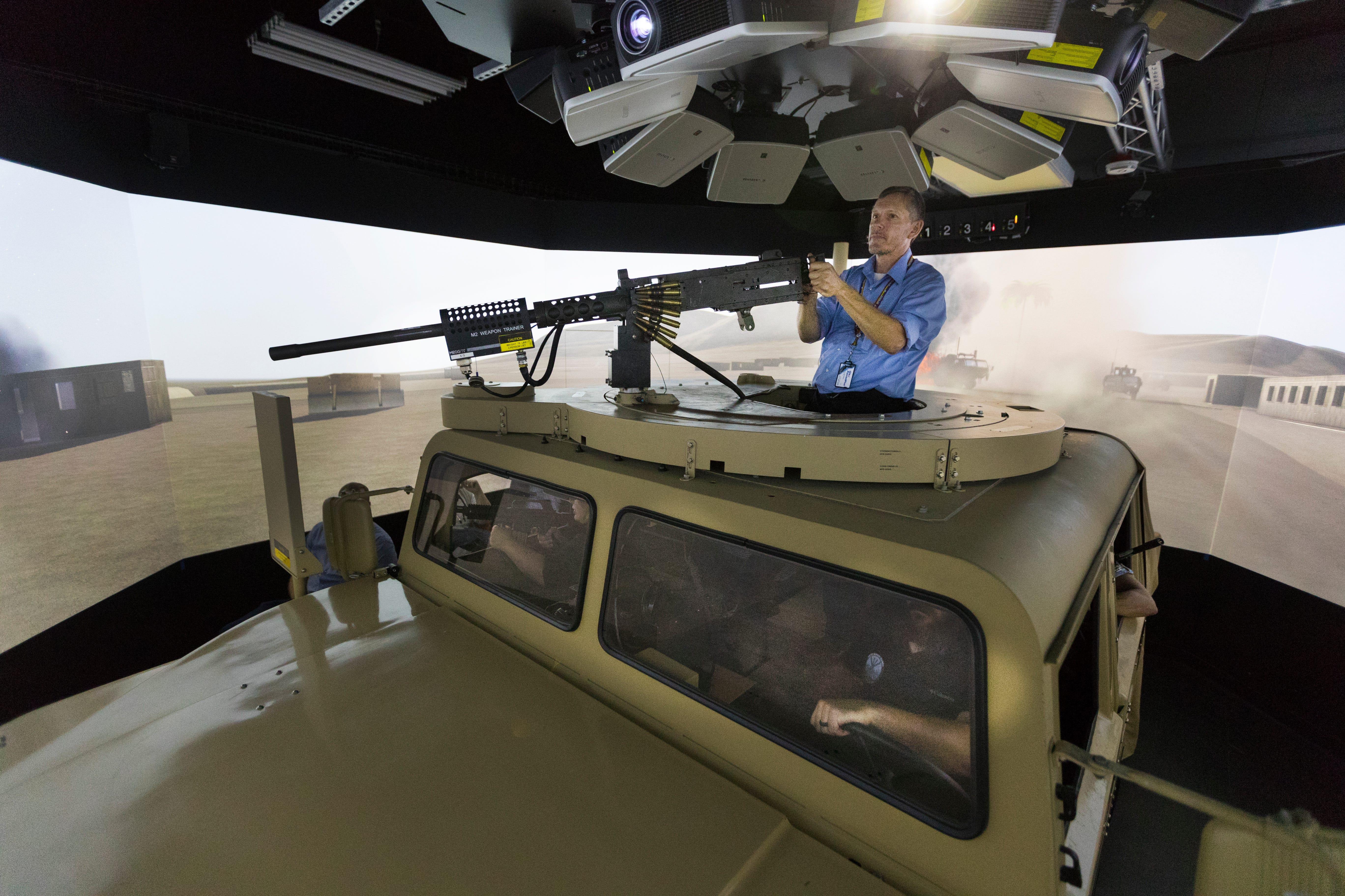 Tomah VA therapists use Fort McCoy combat simulator to help veterans with PTSD | Milwaukee Journal Sentinel