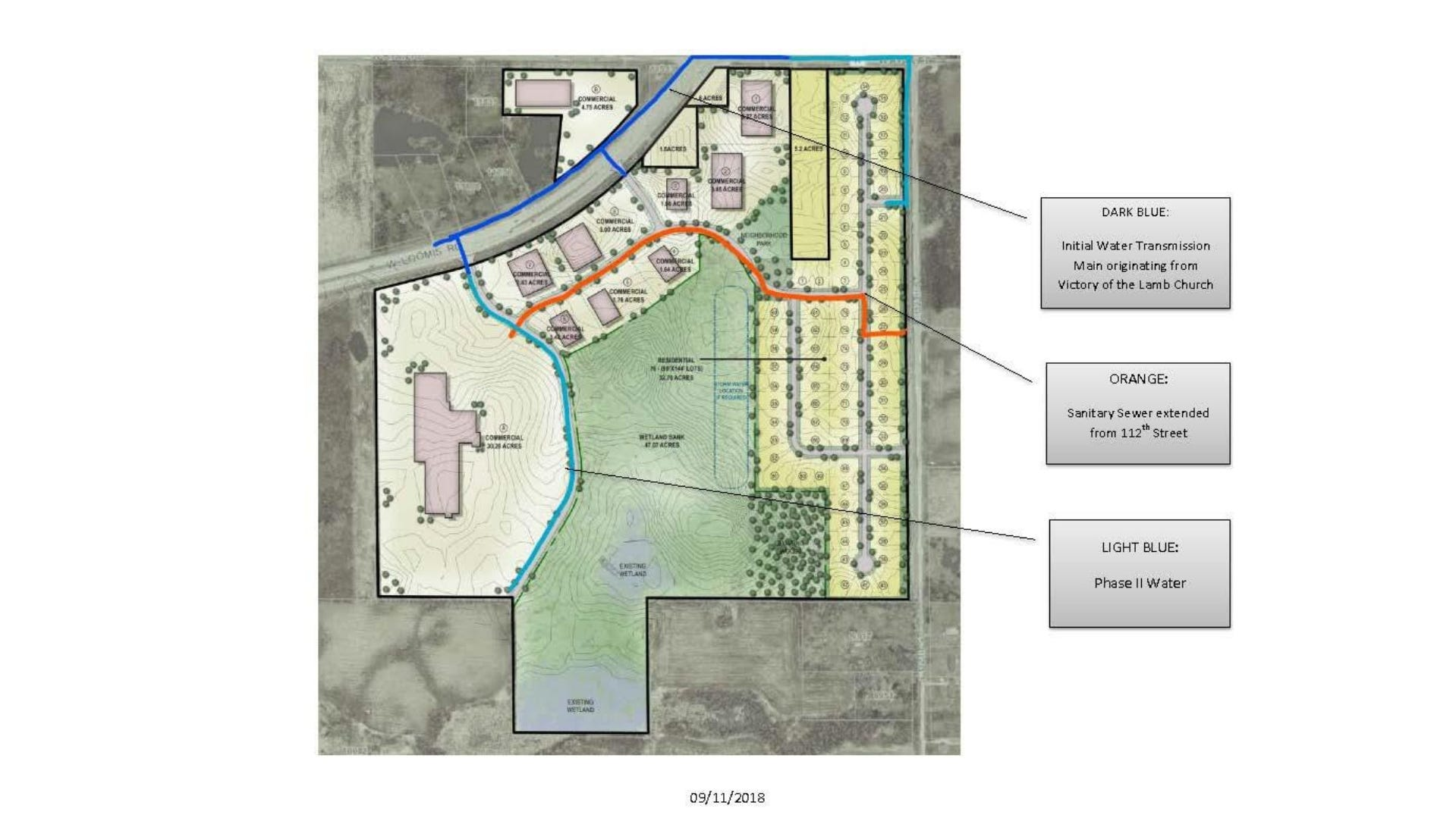 Franklin OKs funding for proposal that includes industrial, commercial, residential development