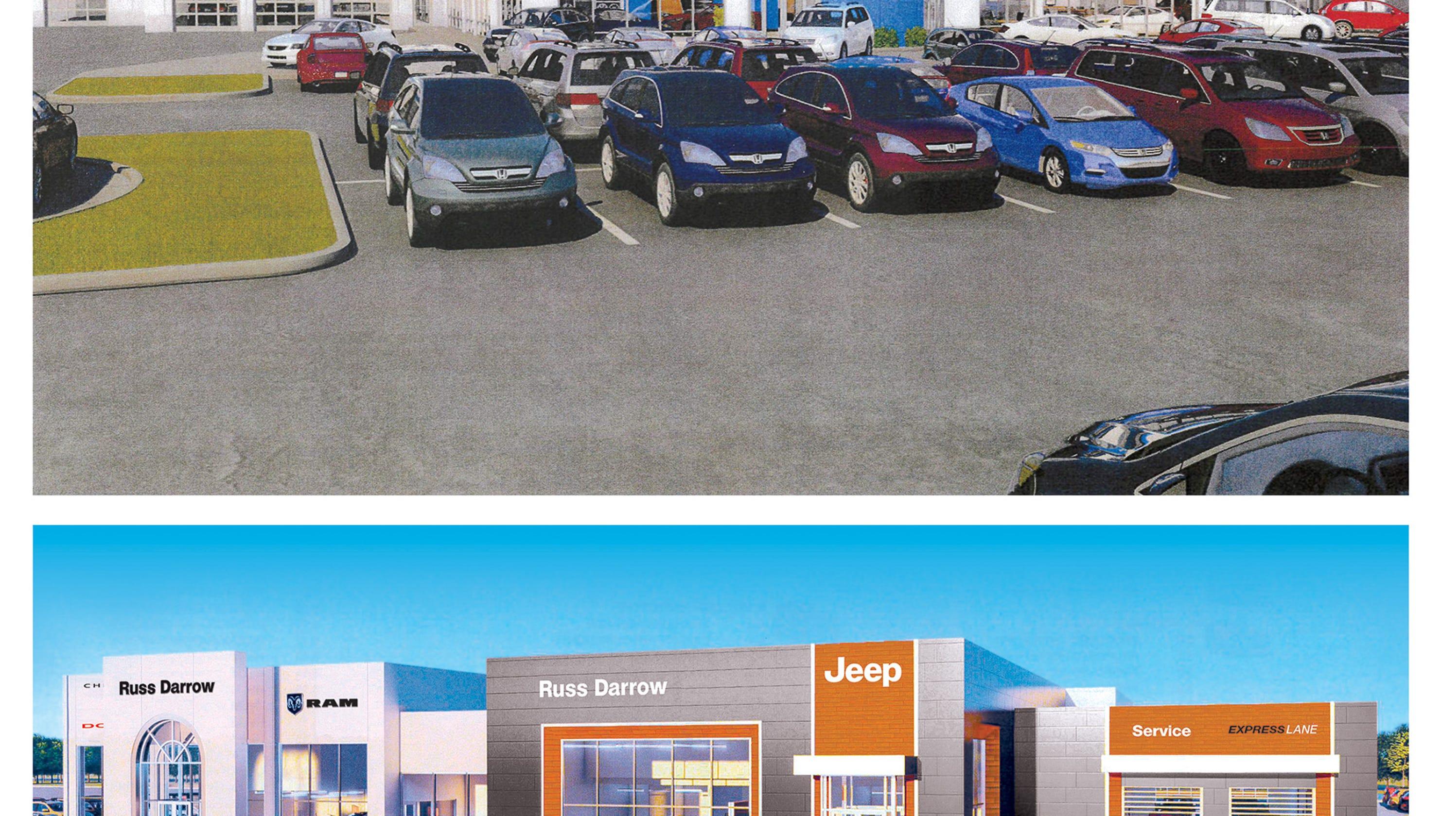 Russ Darrow Honda >> Milwaukee Metro Auto Mall Getting New Honda And Chrysler Dealerships