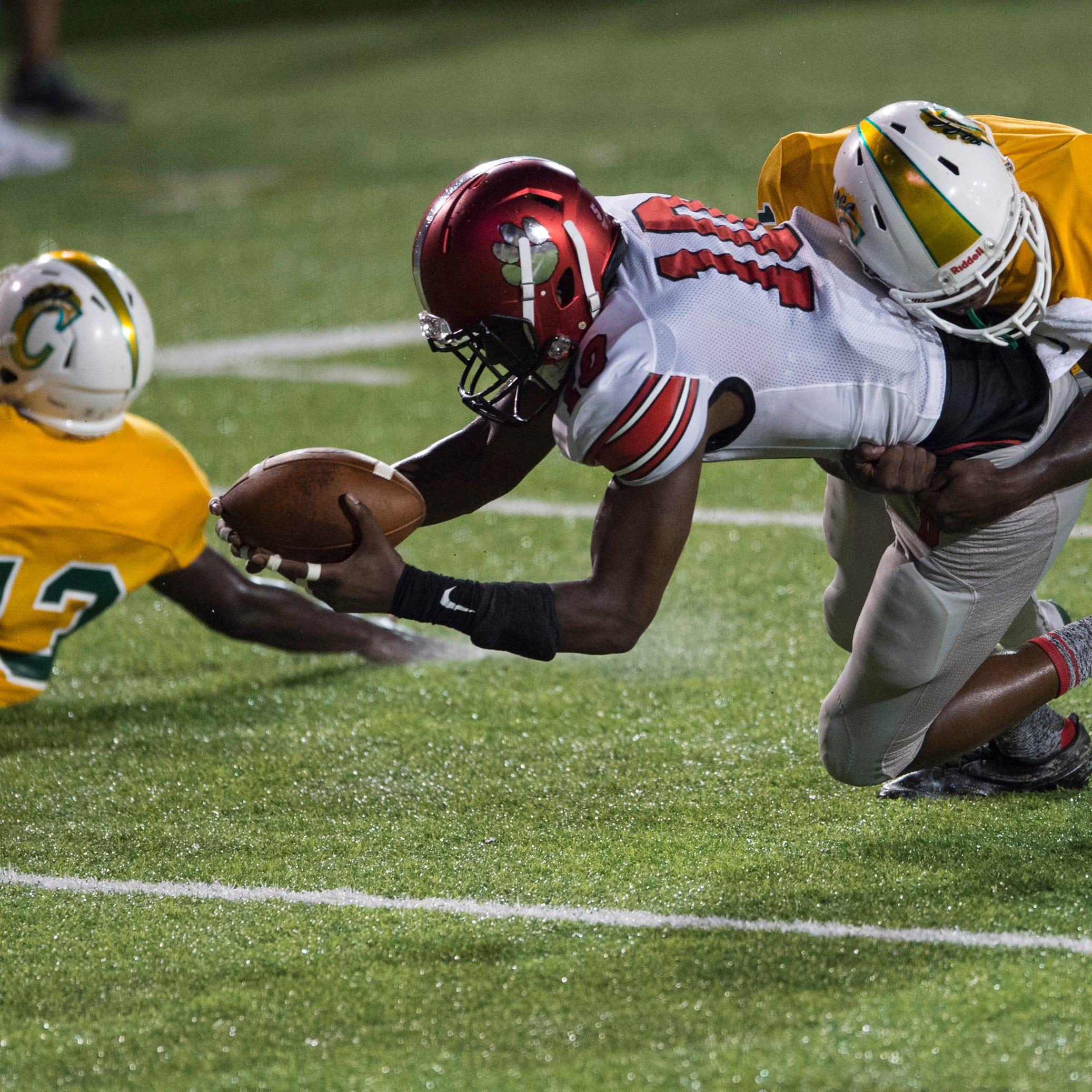 WEEK 5: Alabama high school football scoreboard