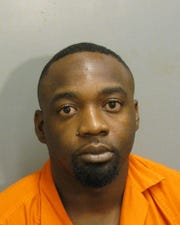 Jarvis Johnson is charged with trafficking in illegal drugs.