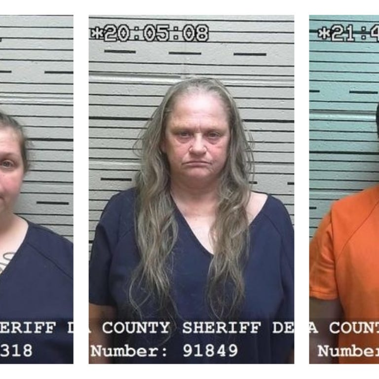 Police charge mother, stepfather, grandmother after 13-year-old allegedly chained naked and tortured