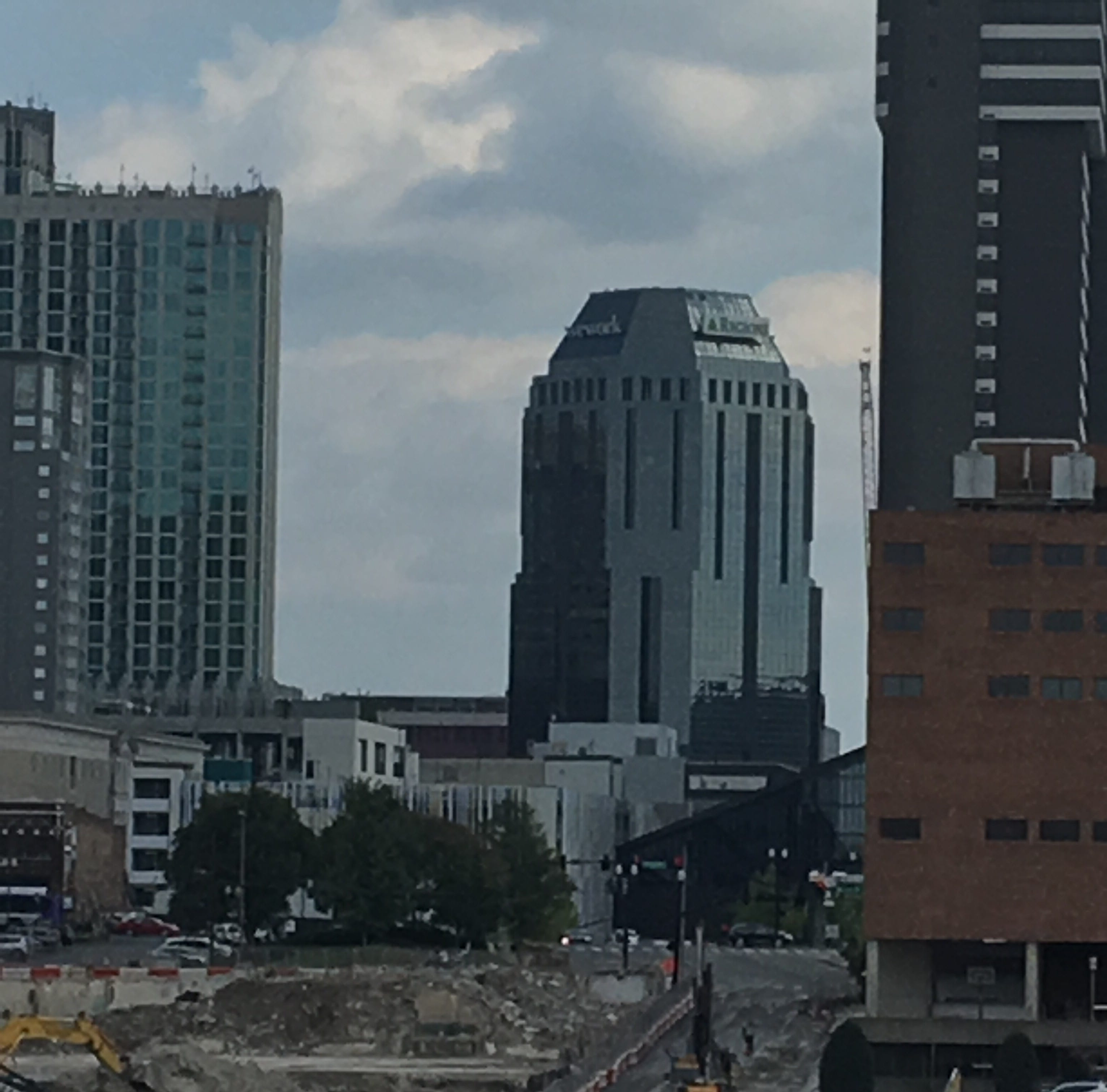 The Wework, Regions Bank building at 150 4th...