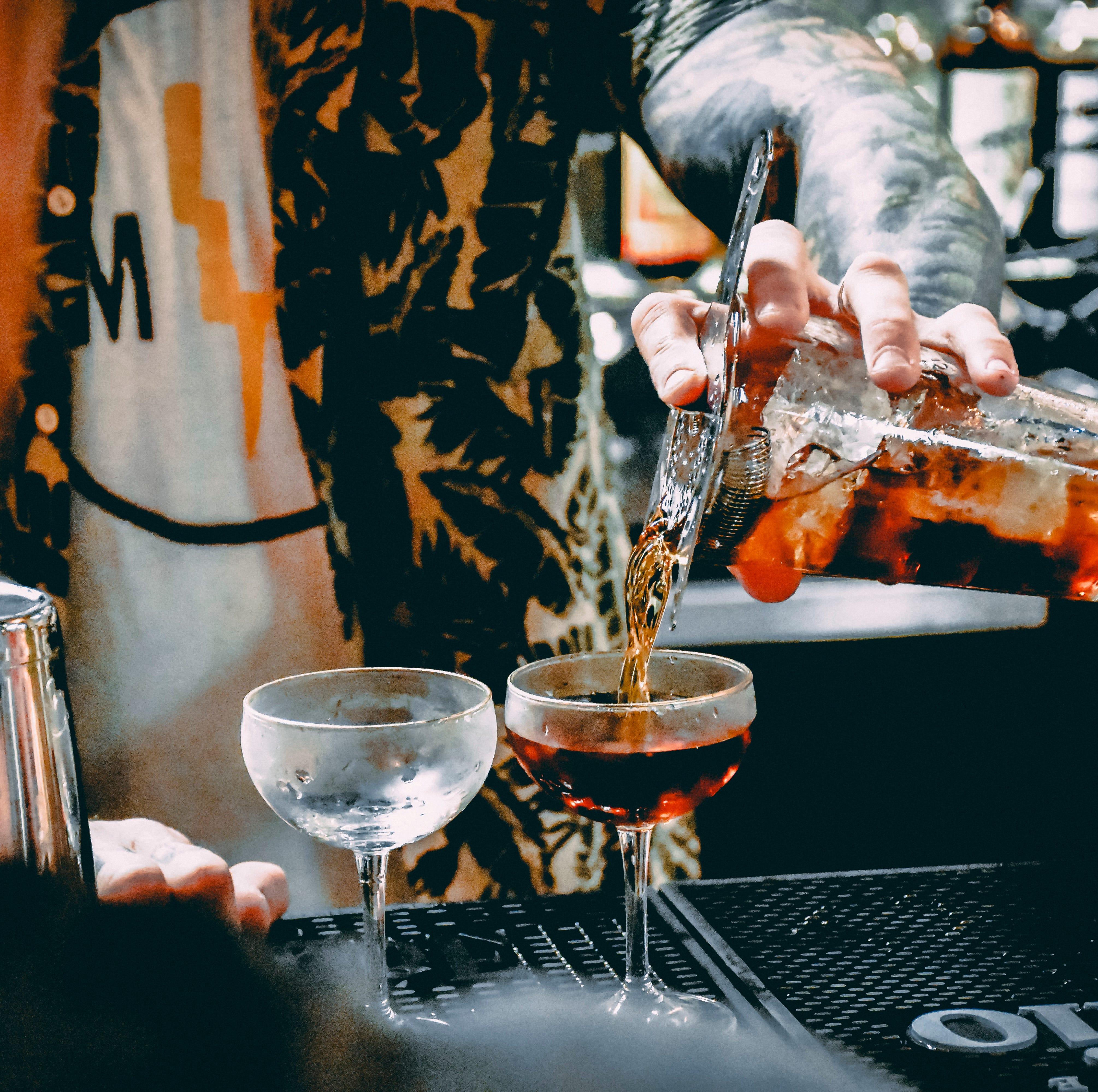 Rambler Cocktail Bar opens Sept. 25, 2018, on...