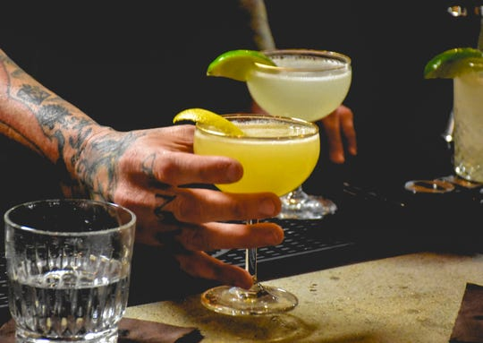 "Rambler Cocktail Bar opens Sept. 25, 2018, on Eighth Avenue South. The bar will serve fresh cocktails that are described as ""well-made and easy to understand."""