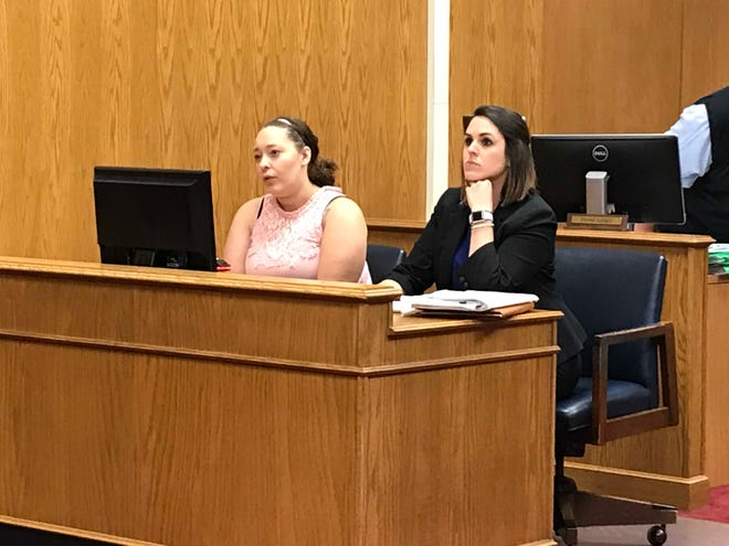 Shaley M. Rose, 27, was sentenced to three years in prison by Licking County Common Pleas Court Judge David Branstool Friday after pleading guilty to aggravated trafficking of drugs, a first-degree felony; aggravated possession of drugs, a third-degree felony; andtampering with evidence, a third-degree felony.