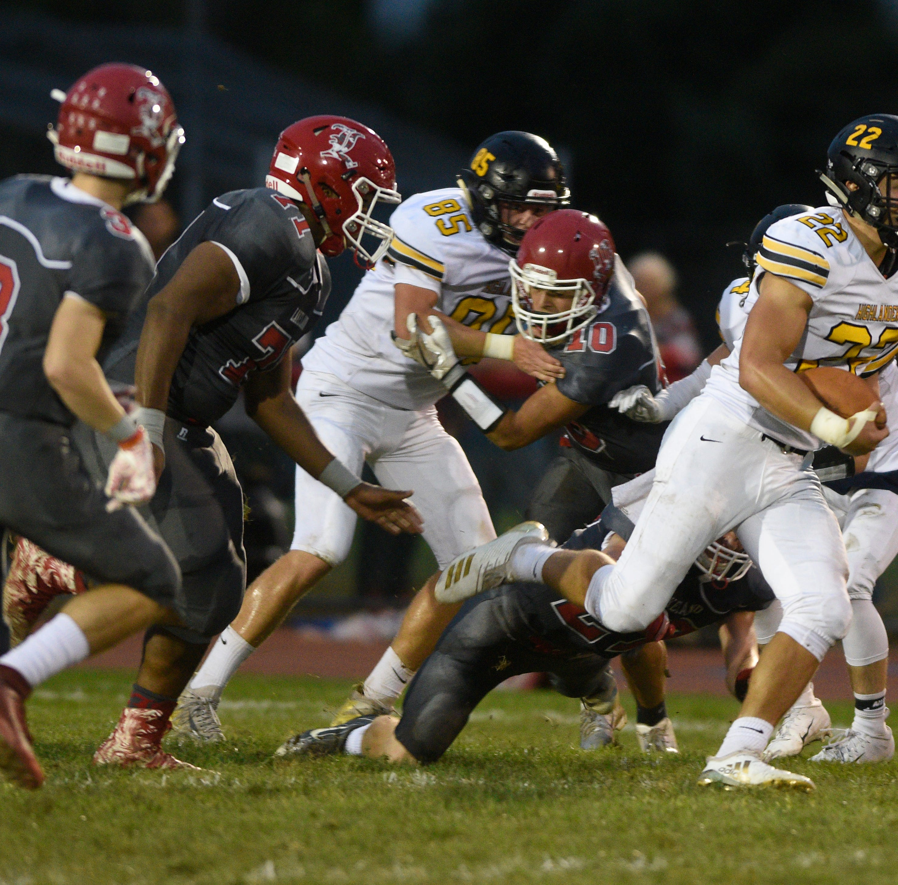 Vote for North Jersey Football Player of the Week for Week 3