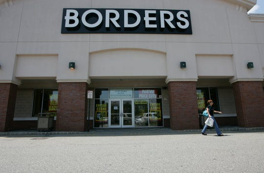 Borders bookstore in Ramsey shut its doors in 2011.
