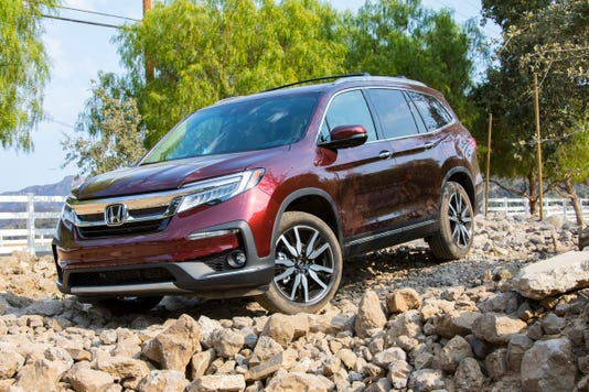 2019 honda pilot elite crossover suv. Black Bedroom Furniture Sets. Home Design Ideas
