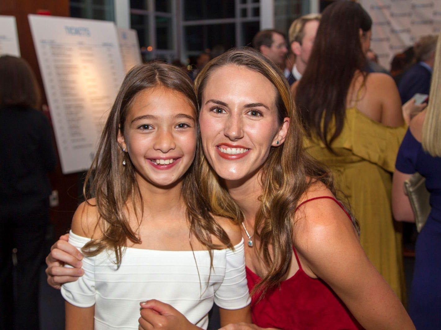 Ella, Nicole Kincade. 11th annual IronMatt Fundraiser Gala at Pier 60 Chelsea Piers. 09/20/2018