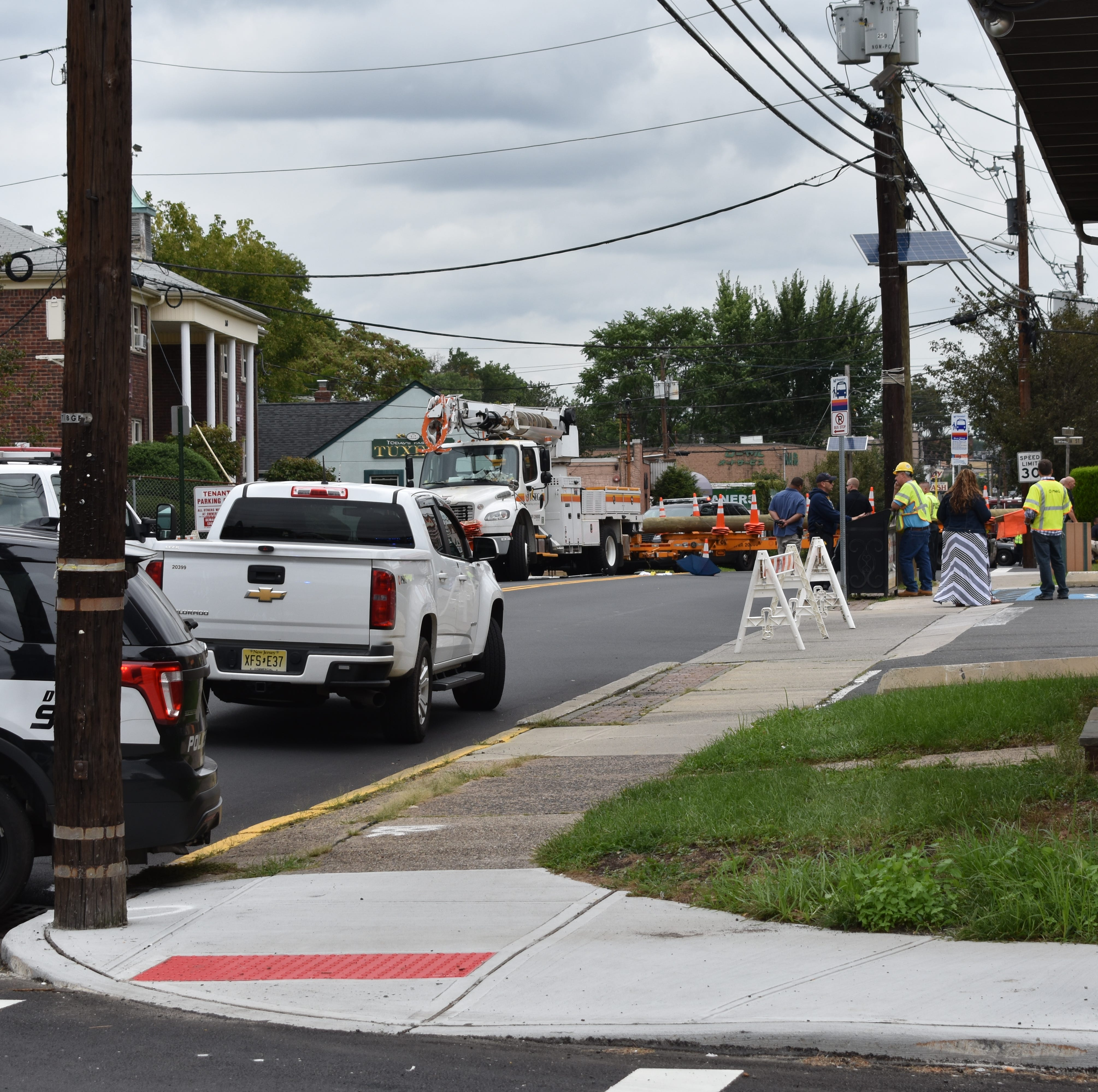 Bergenfield man hit by PSE&G truck, sustains serious head injury