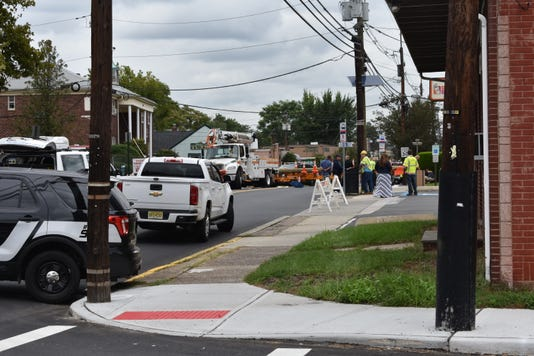 Bergenfield Pedestrian Strike