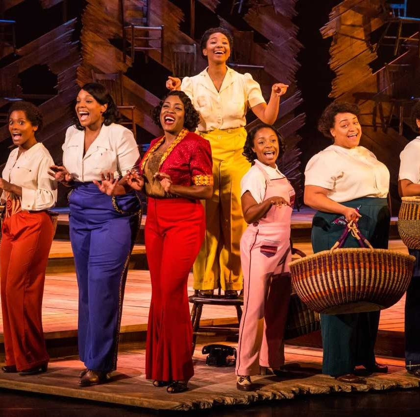 With 'The Color Purple,' Paper Mill Playhouse launches a new season — and a new look