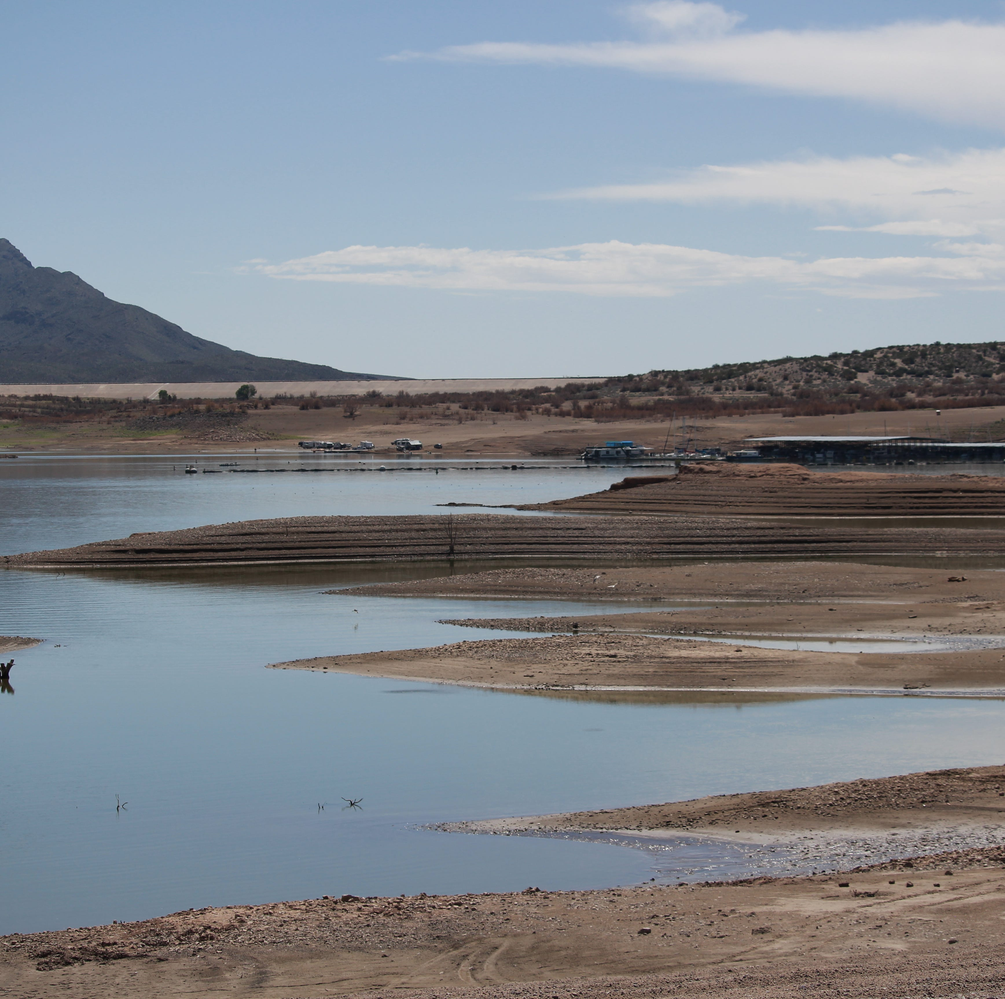 Drop in Elephant Butte water level no reason for alarm