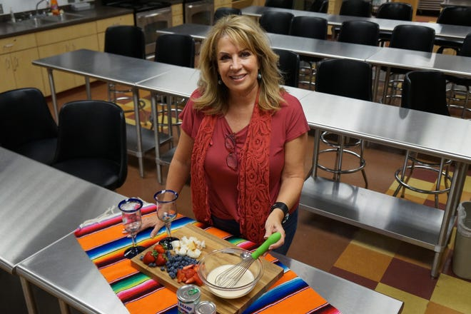 "Kelley Coffeen, an assistant professor in the Clothing, Textiles & Fashion Merchandising program and noted cookbook author, has written a new cookbook featuring diabetic-friendly recipes. ""Tex-Mex Diabetes Cooking: More than 140 Authentic Southwestern Favorites,"" was published by the American Diabetes Association and features healthier versions of Tex-Mex favorites such as enchiladas, burritos, tacos and queso dip."