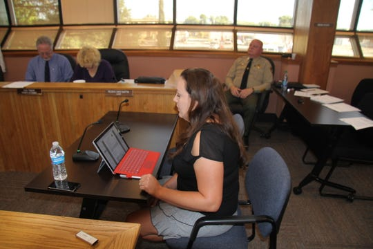 Eddy County Finance Director Roberta Smith said gross receipts tax and oil and gas revenue collections could give the county a strong surplus heading into the next fiscal year.