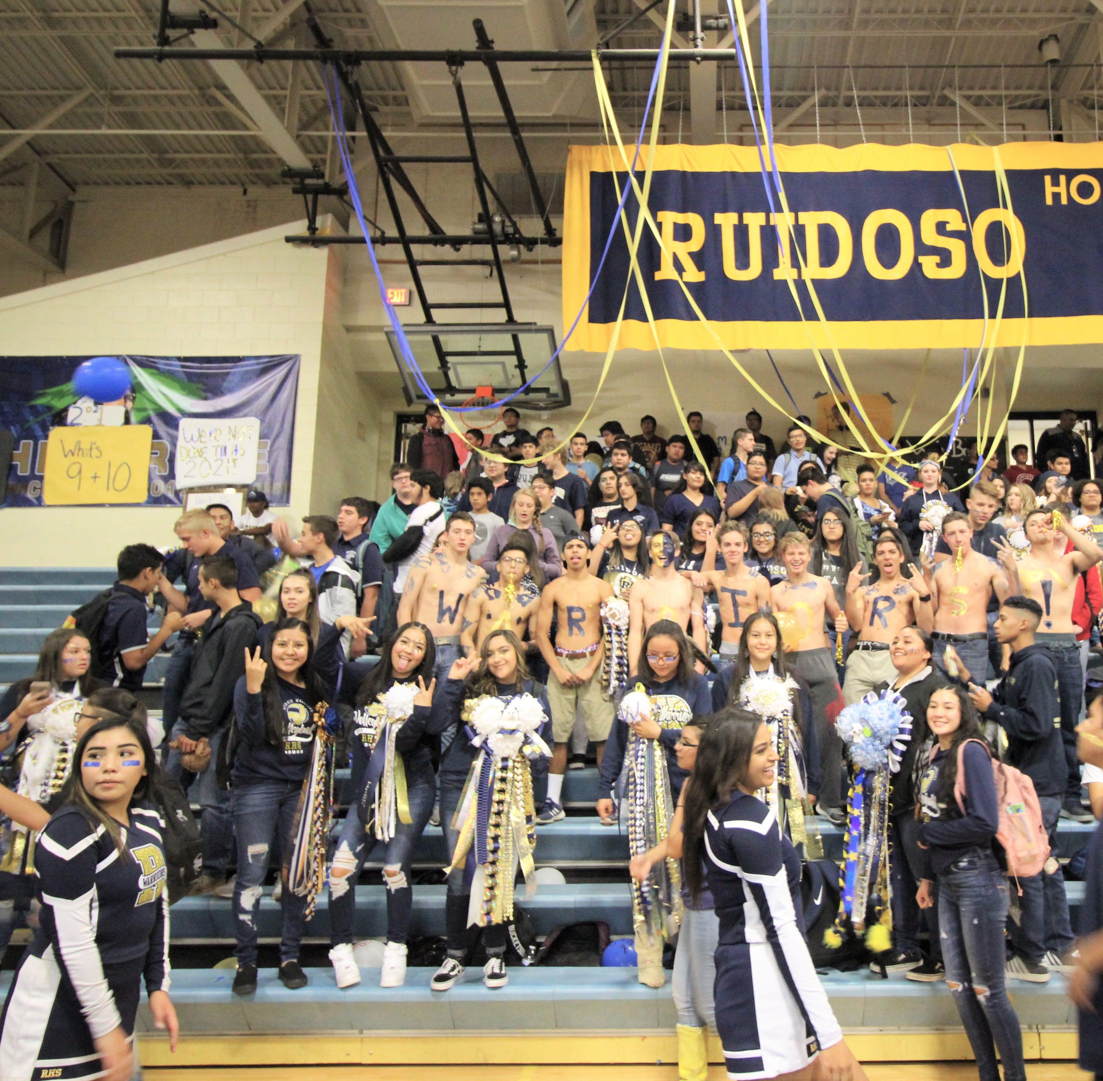 Ruidoso High School 2018 Homecoming pep rally