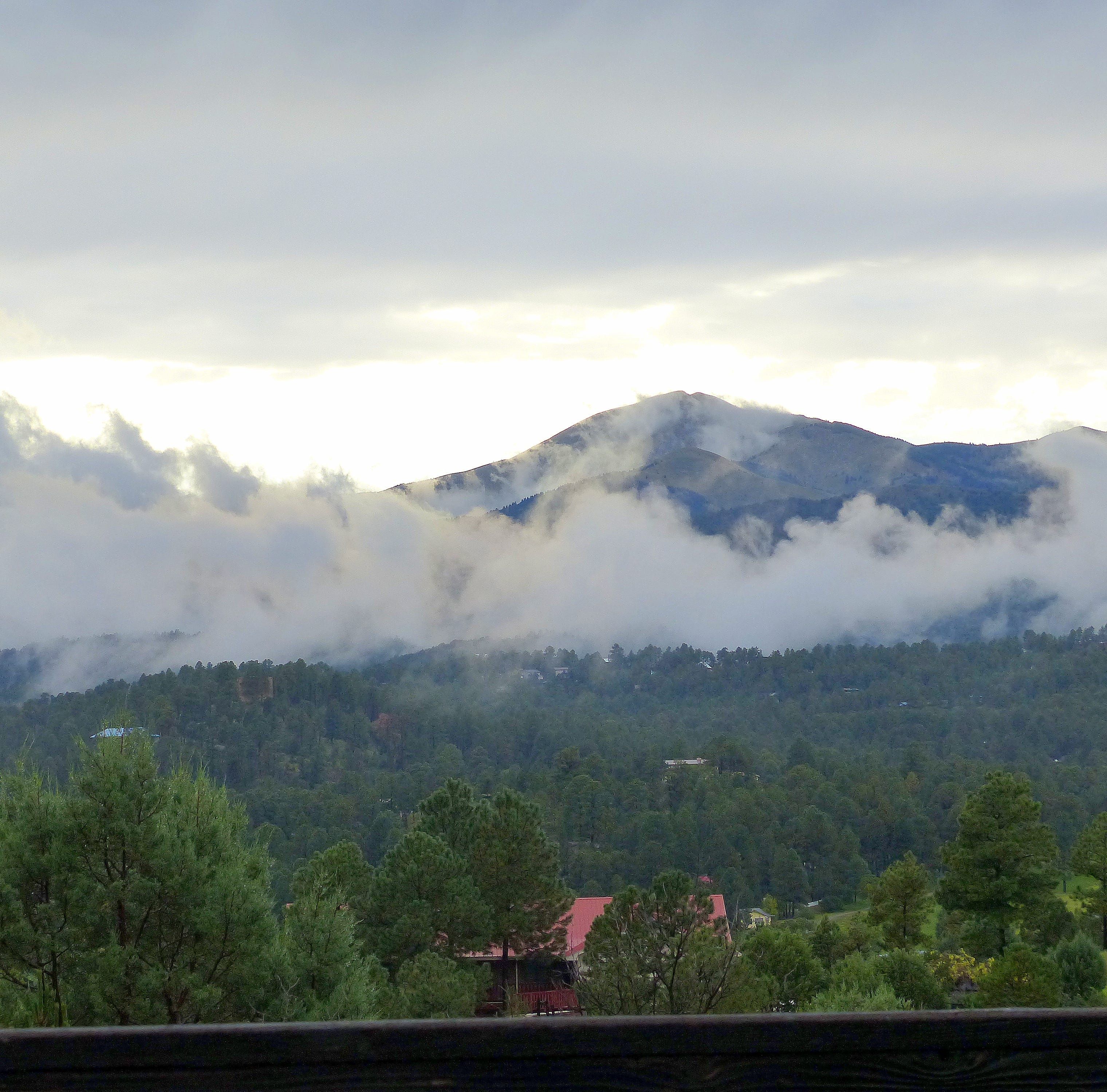 Rain total beats historical average for September in Ruidoso
