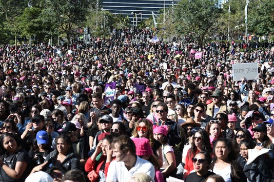 2018 Women S March Los Angeles