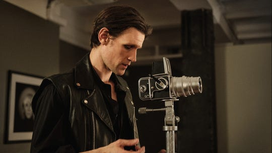 "Matt Smith stars in ""Mapplethorpe,"" screening Sunday as part of Cinema Diverse."