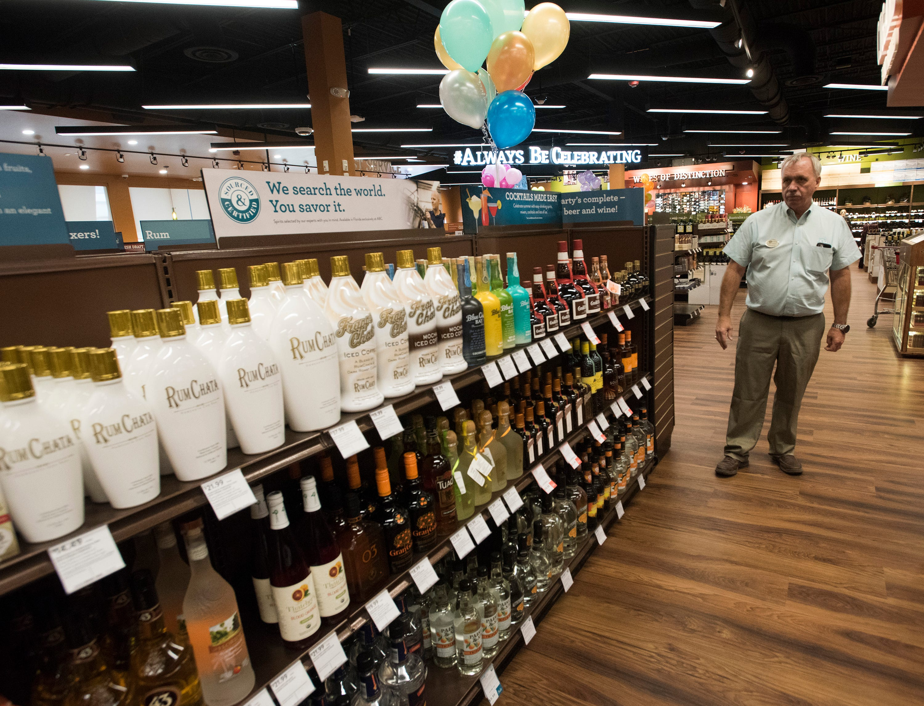 Abc Fine Wine Spirits Opens Massive Liquor Store On Bayou In Pensacola Average abc fine wine & spirits hourly pay ranges from approximately $9.53 per hour for specialist to $14.00 per hour for customer relations representative. abc fine wine spirits opens massive
