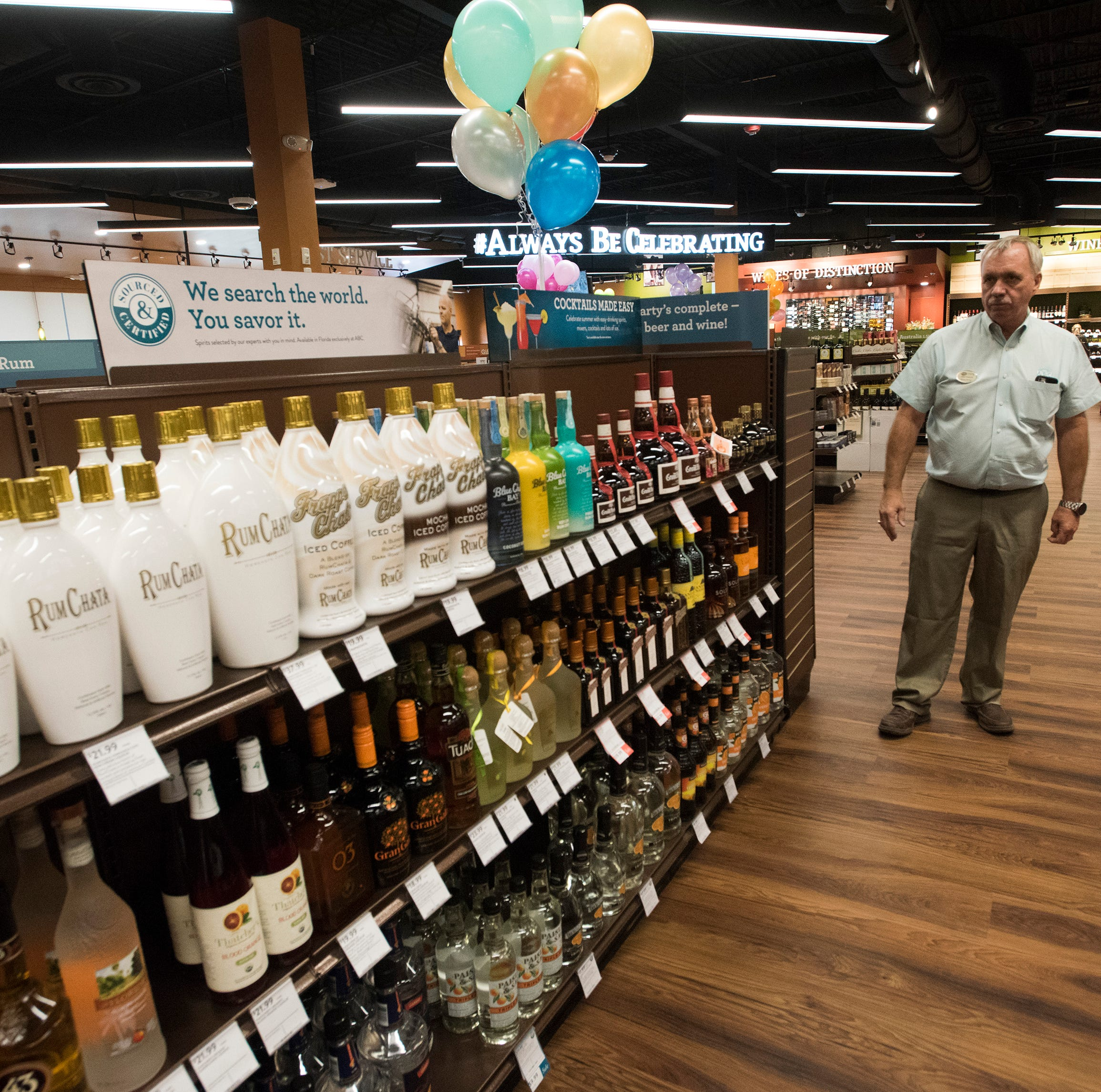ABC Fine Wine & Spirits opens massive liquor store on Bayou in Pensacola