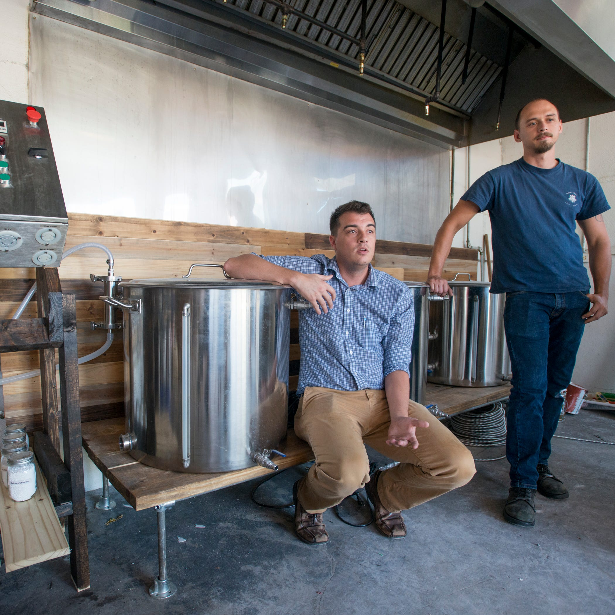 New Milton brewery Beardless Brewhaus aims to open next month