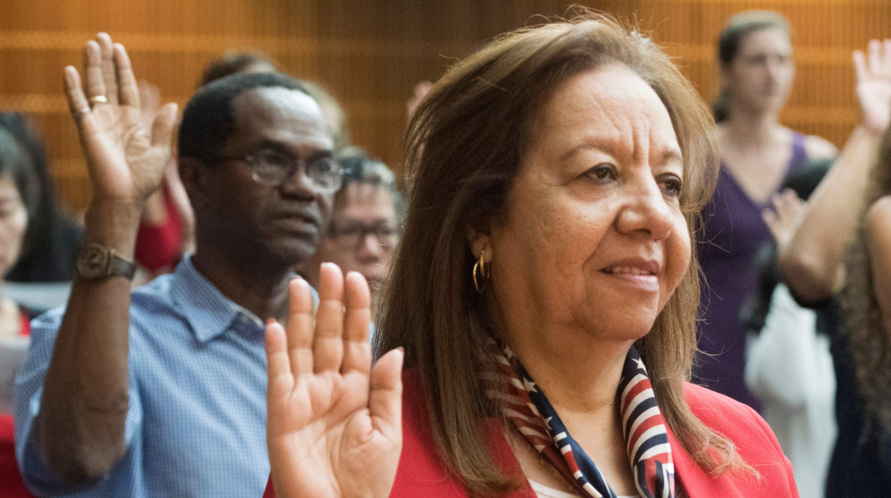 Pensacola naturalization ceremony shows America still land