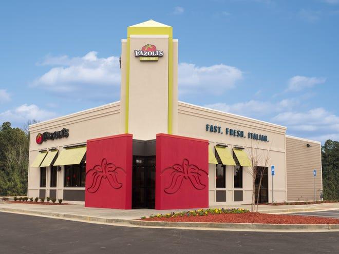 The first Fazoli's opened in 1988 in Lexington, Kentucky.
