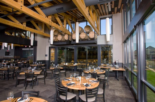 Cooper's Hawk Winery and Restaurants is based in Illinois and currently operates more than 30 locations nationwide.