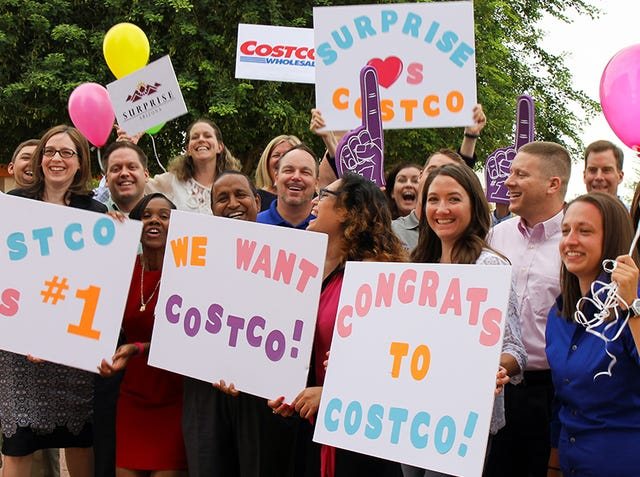 Surprise wants a Costco so bad it threw the company a