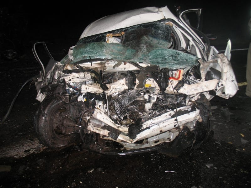 Four of the eight victims in deadly Florence crash identified | AZ Central