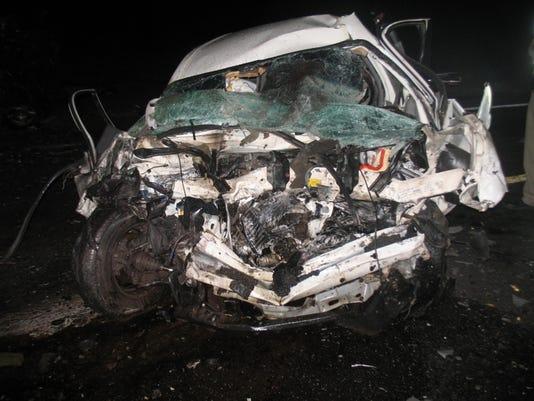 Florence crash