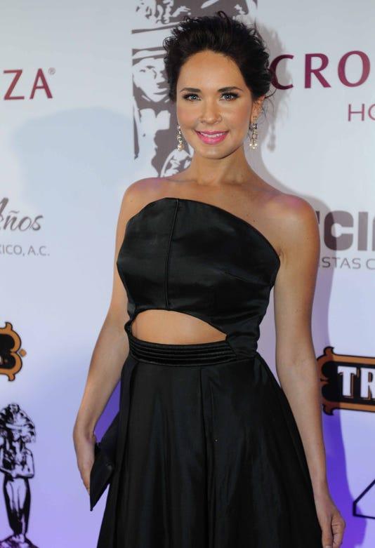 Adriana Louvier Lavoz