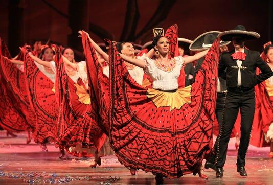 Ballet Folklorico Amalia Hernandez Shutterstock 61024894